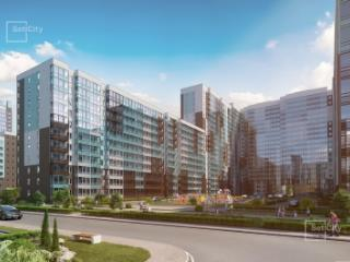Продажа квартир: 2-комнатная квартира в новостройке, Санкт-Петербург, Комендантский пр-кт, 2, фото 1