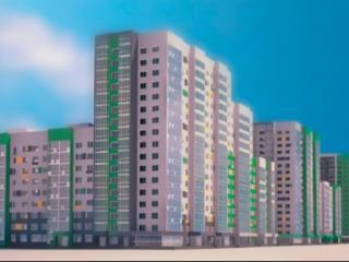 Продажа квартир: 2-комнатная квартира в новостройке, Барнаул, пр-кт Энергетиков, 20, фото 1