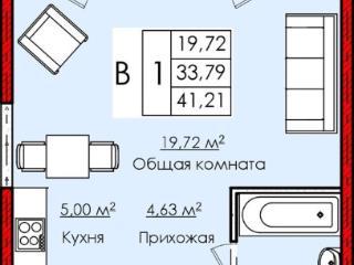 Продажа квартир: Краснодарский край, Туапсинский р-н, с. Ольгинка, Приморская ул., 1, фото 1