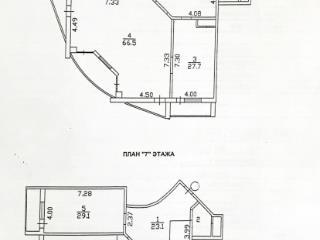Продажа квартир: 4-комнатная квартира, Владимир, Октябрьский пр-кт, 25, фото 1