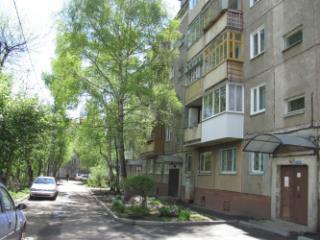 Продажа квартир: 1-комнатная квартира, Иркутск, Приморский мкр., 23, фото 1