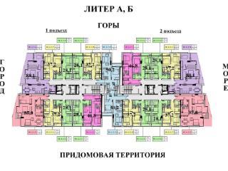 Продажа квартир: 3-комнатная квартира в новостройке, Краснодарский край, Сочи, Тоннельная ул., фото 1