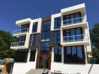 Продажа квартир: 1-комнатная квартира в новостройке, Краснодарский край, Сочи, Молодогвардейская ул., 25, фото 1