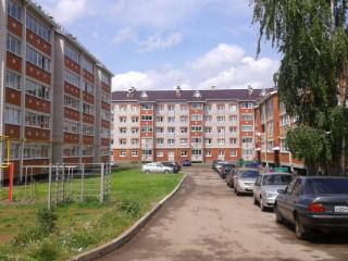 Продажа квартир: 1-комнатная квартира, республика Татарстан, Альметьевск, ул. Чернышевского, 46, фото 1