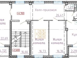 Продажа квартир: 3-комнатная квартира, Краснодар, ул. им Валерия Гассия, 333, фото 1