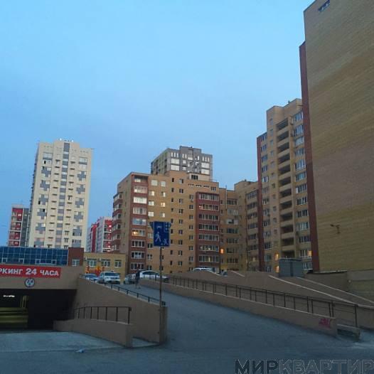 Продам квартиру Тюменская область, Тюмень, ул. Газовиков, 33 - фасад дома