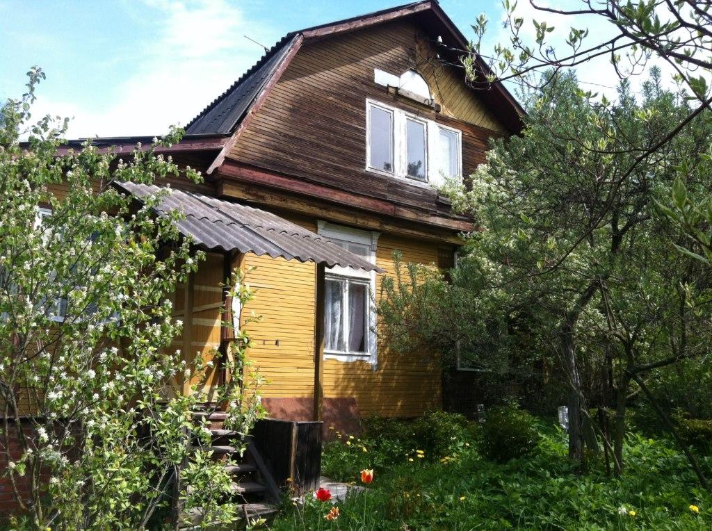 дом в барыбино улица садовая побочек