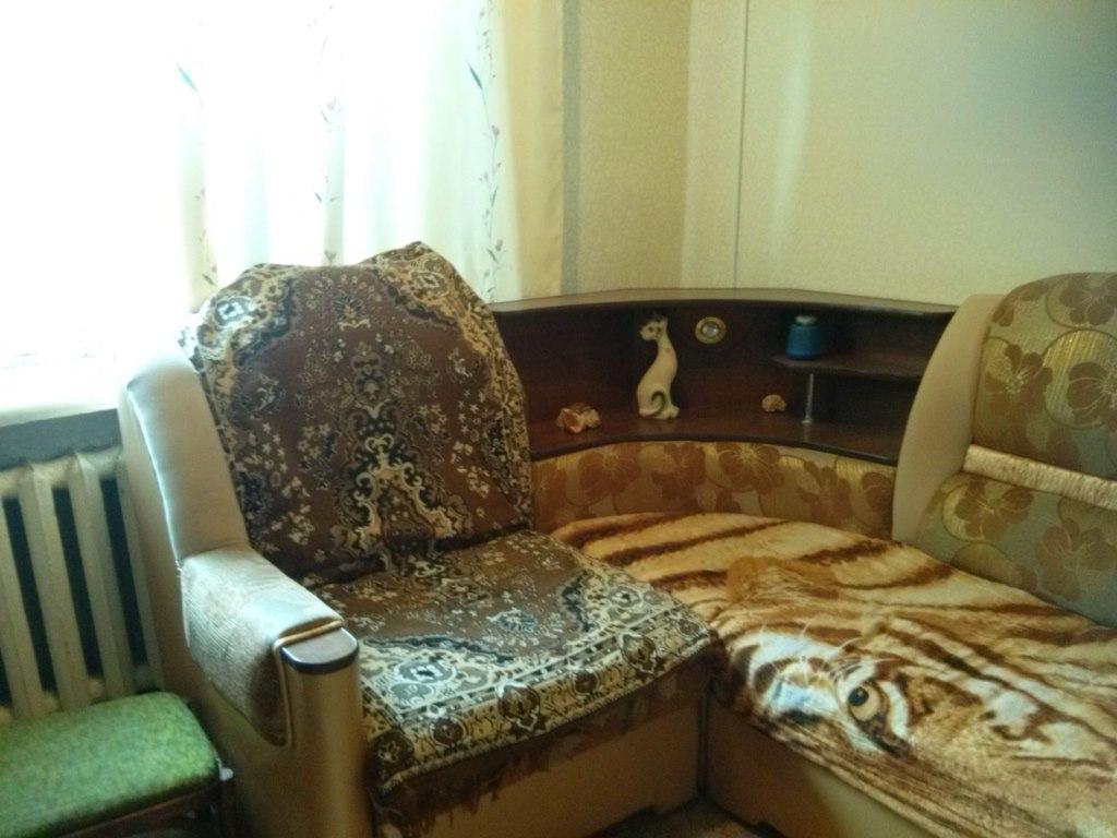 Продажа квартир: 1-комнатная квартира, Свердловская область, Реж, ул. Бажова, 13, фото 1