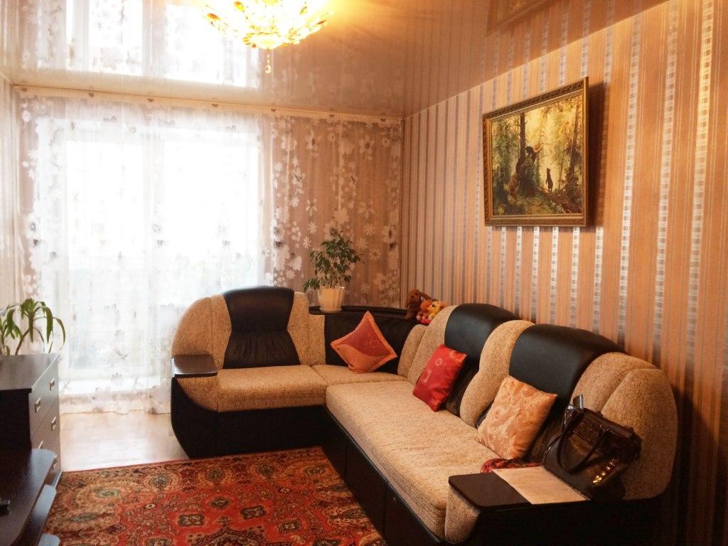 Продажа квартир: 2-комнатная квартира, Киров, ул. Чернышевского, 35, фото 1