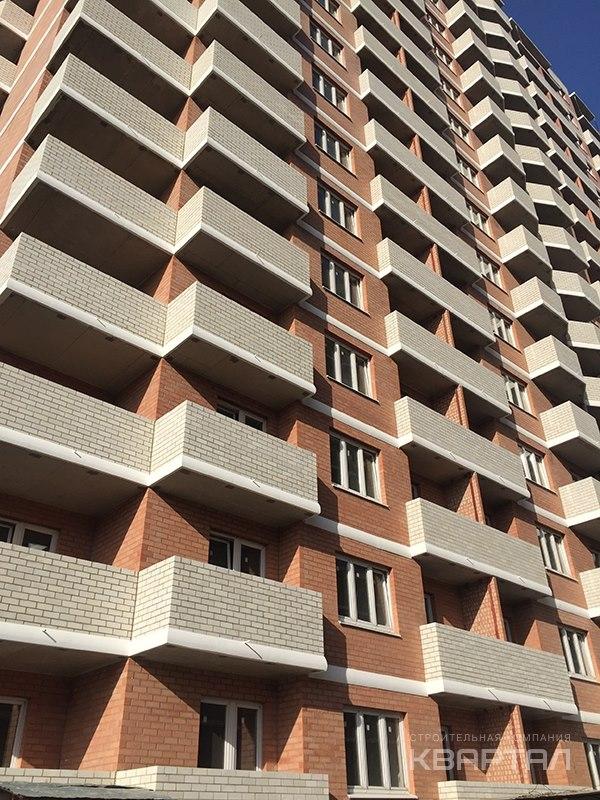 Продажа квартир: 1-комнатная квартира в новостройке, Краснодар, ул. Петра Метальникова, 3, фото 1