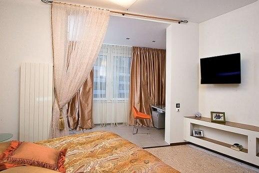 Аренда квартир: 1-комнатная квартира, Москва, пер. Малый Левшинский переулок, 3, фото 1