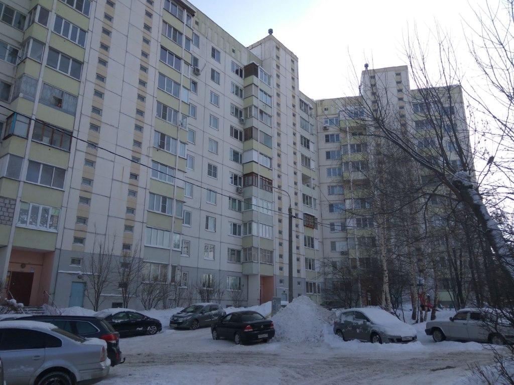 Продажа квартир: 2-комнатная квартира, Московская область, Домодедово, мкр. Северный, ул. Гагарина, 15к1, фото 1