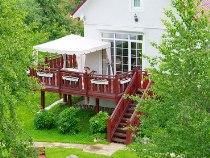 Летний сезон поднял аренду домов в Подмосковье на45%