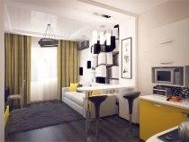 Квартиры-малютки: 15 кв. метров в Железнодорожном и16 — в Химках