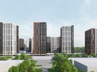 Продажа квартир: 1-комнатная квартира в новостройке, Москва, Варшавское ш., влд170Ек1, фото 1
