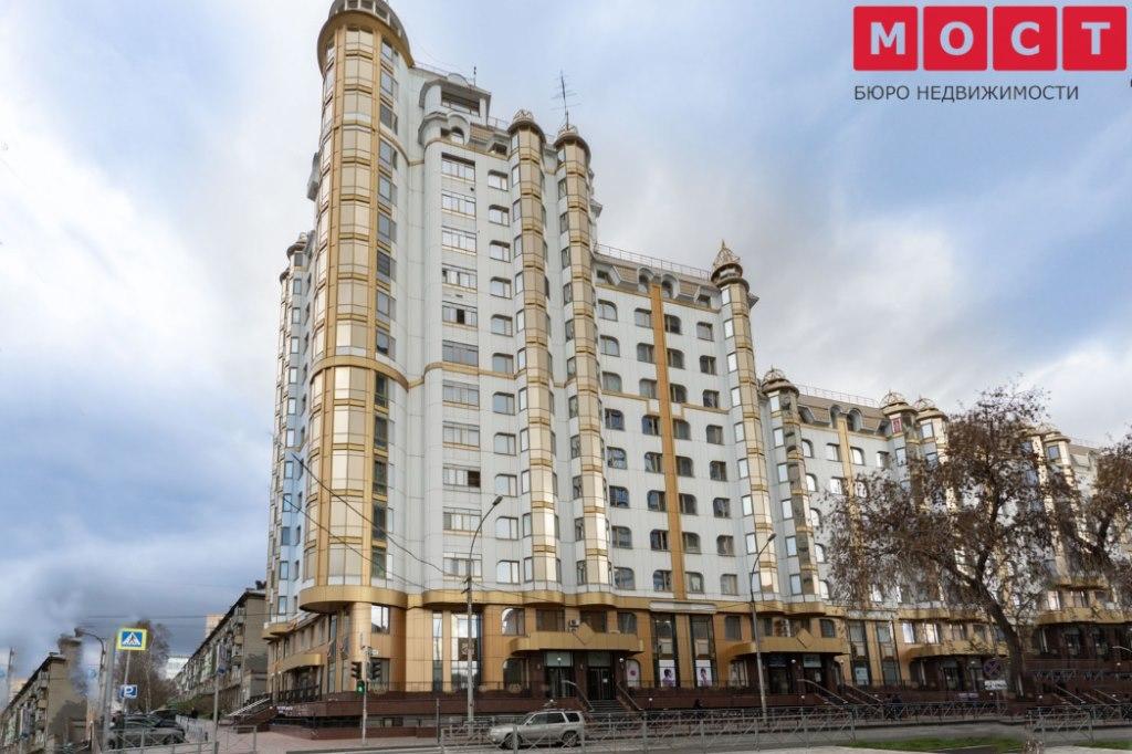 элитная недвижимость в Новосибирске